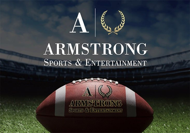 JL Design Group Armstrong Sports and Entertainment Portfolio Website Design